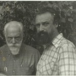 Svjatoslavs Rērihs un Igors Vasiļjevs