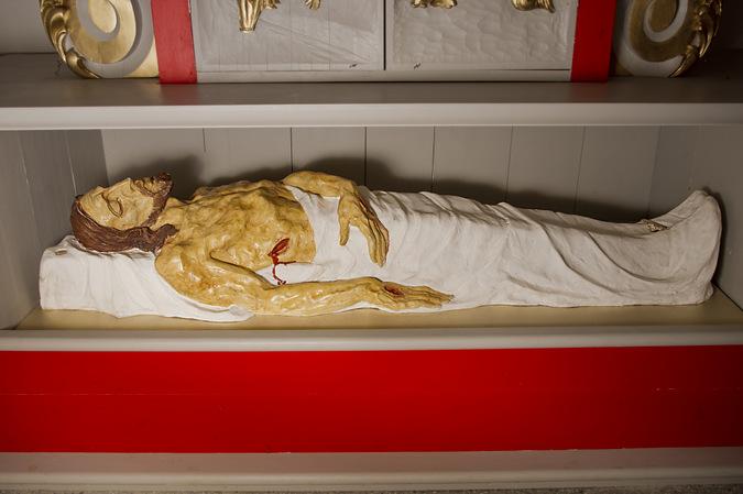 Hristos lezhaschij v grobu