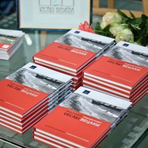 Презентация книги «Рижский курорт Вецаки»